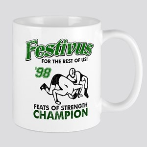 Castanza FESTIVUS™ Seinfeld Mug