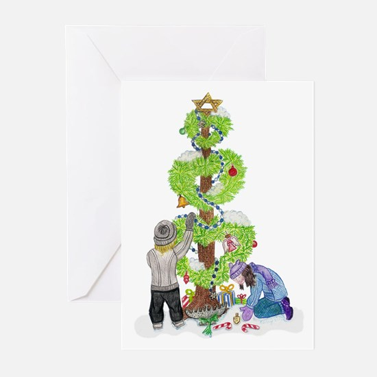 Holiday Love Tree Greeting Cards (Pk of 20)