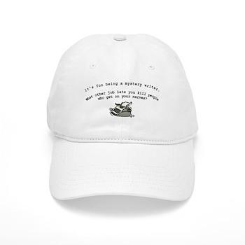 Mystery Writer's Cap