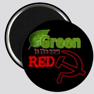 """""""The New Red"""" Magnet"""