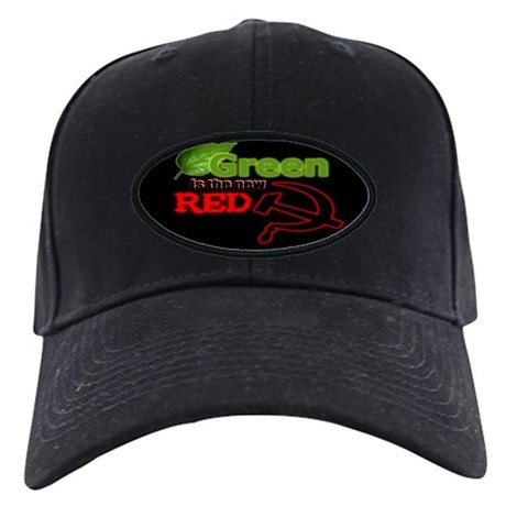 """""""The New Red"""" Black Cap"""