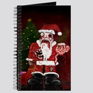 Zombie Santa Journal