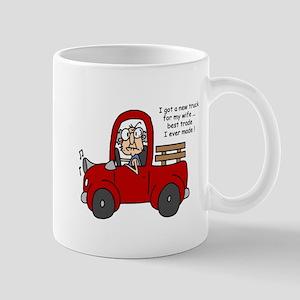 Gus Wife Swap Mug