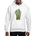 Fresh Asparagus Hooded Sweatshirt