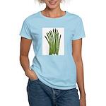Fresh Asparagus Women's Pink T-Shirt