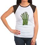 Fresh Asparagus Women's Cap Sleeve T-Shirt