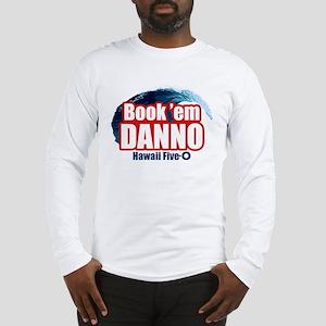 H5O Book Em Danno Long Sleeve T-Shirt