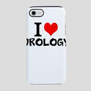 I Love Urology iPhone 7 Tough Case