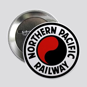 Northern Pacific Button