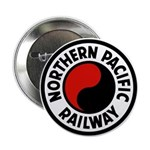 Northern Pacific Button (10 pack)