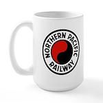 Northern Pacific Large Mug