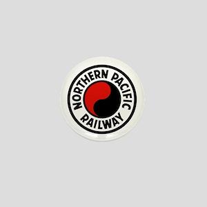 Northern Pacific Mini Button
