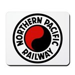 Northern Pacific Mousepad