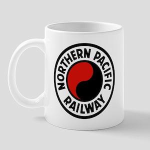 Northern Pacific Mug