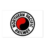 Northern Pacific Postcards (8 pack)