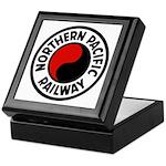 Northern Pacific Keepsake Box