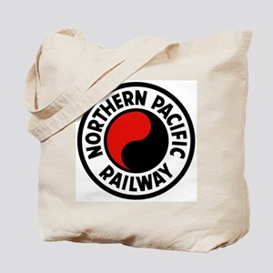 Northern Pacific Tote Bag