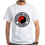 Northern Pacific White T-Shirt