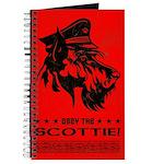 Scottish Terrier World Dominaion Journal