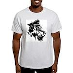 Obey the Scottie! Ash Grey T-Shirt