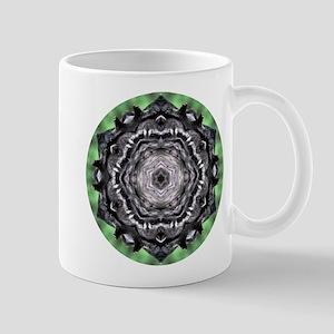 Raccoon Mandala Mug