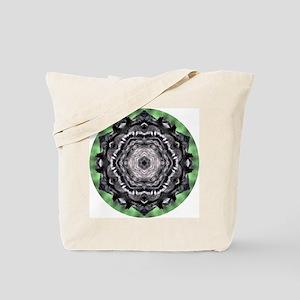 Raccoon Mandala Tote Bag