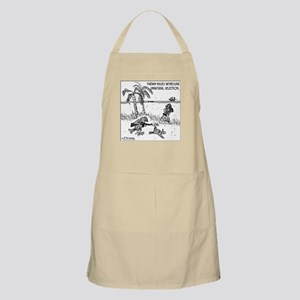 What luck! BBQ Apron