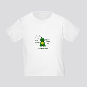 Froggie Toddler T-Shirt