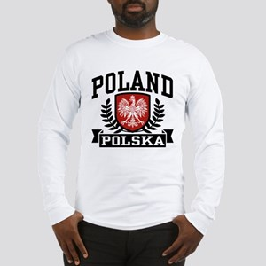 Poland Polska Long Sleeve T-Shirt