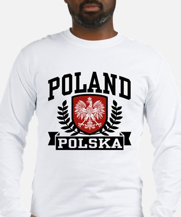Poland Polska Long Sleeve T-Shirt