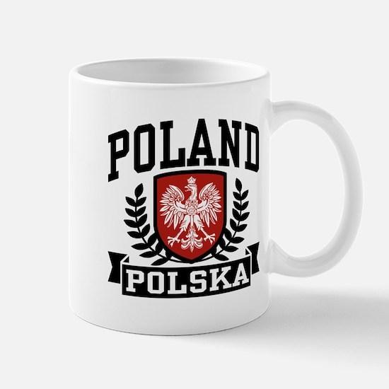 Poland Polska Mug