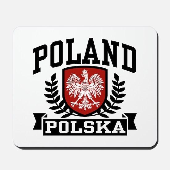Poland Polska Mousepad