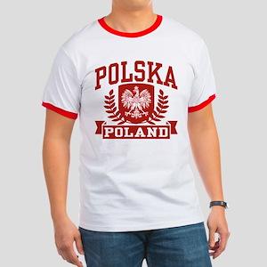 Polska Poland Ringer T