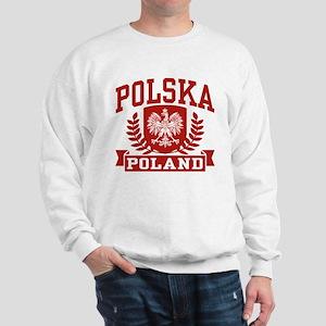 Polska Poland Sweatshirt