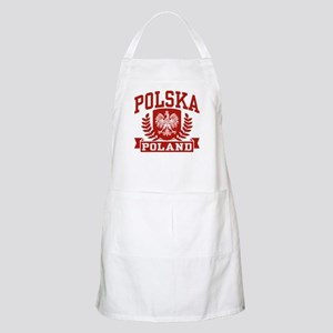 Polska Poland BBQ Apron