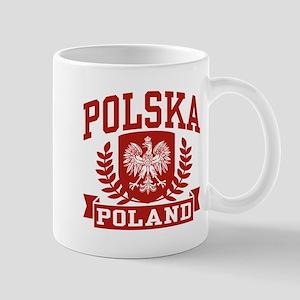 Polska Poland Mug