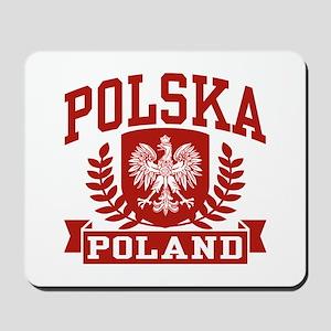 Polska Poland Mousepad