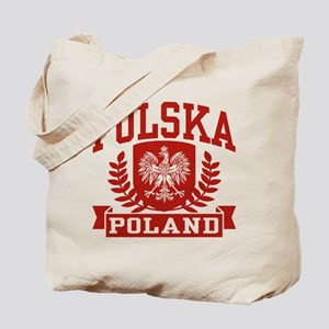Polska Poland Tote Bag