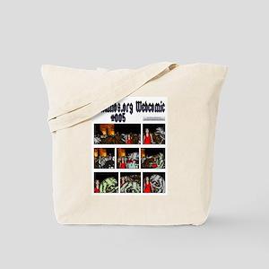 Webcomic #005 Tote Bag