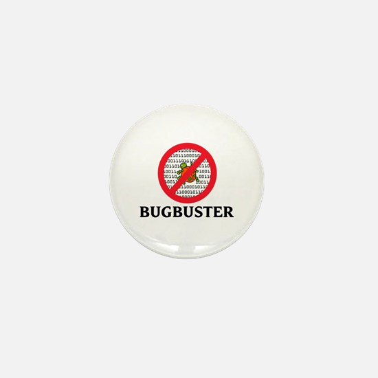 Bug Buster Mini Button