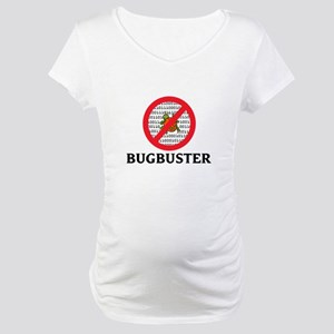 Bug Buster Maternity T-Shirt
