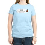 Return to the Farm Women's Light T-Shirt