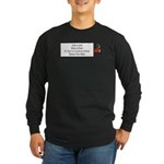 Return to the Farm Long Sleeve Dark T-Shirt