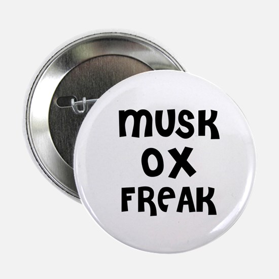 """MUSK OX FREAK 2.25"""" Button (10 pack)"""