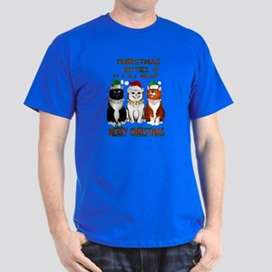 It's All About Merry Christma Dark T-Shirt
