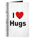 I Love Hugs Journal
