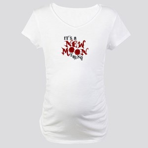 A New Moon Thing Maternity T-Shirt