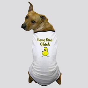 Lone Star Chick Dog T-Shirt