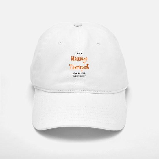 massage therapist Baseball Baseball Cap