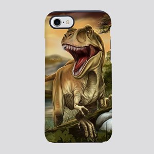Predator Dinosaurs iPhone 7 Tough Case